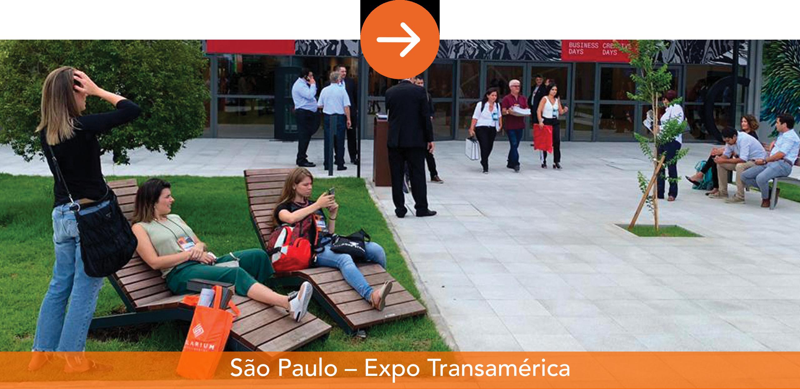 São Paulo – Expo Transamérica
